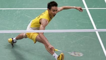 Chong Wei: Defeated Pengyu in 42 minutes