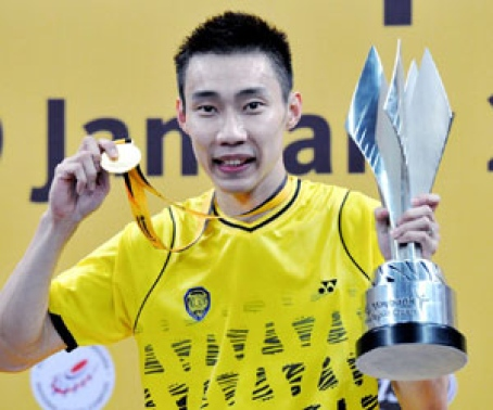 Chong Wei is simply unstoppable