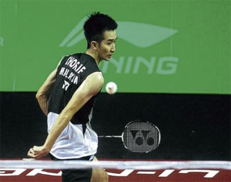 National back-up shuttler Chong Wei Feng has never won an international title.