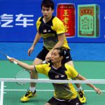 Lai Pei Jing and mixed doubles partner Tan Aik Quan lost to China's Tao Jiaming-Tang Jinhua in the first round of the World Championships on Monday after a umpire error.