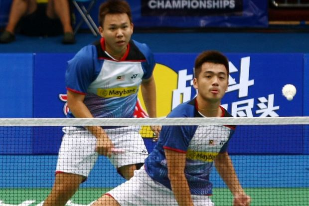 Hoon Thien How-Tan Wee Kiong have not even reached the final of a Super Series since they started playing together last year.