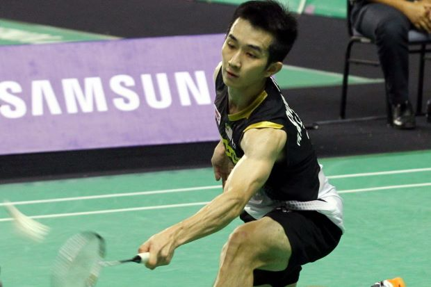 Chong Wei Feng wants to make amends at the China Open beginning this Tuesday after suffering early exits at the Denmark and French Opens last month.