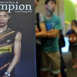 He's back and raring to go. Lee Chong Wei has been pass fit and he will be gunning for his sixth badminton Super Series title of the season at the Hong Kong Open, starting on Wednesday.