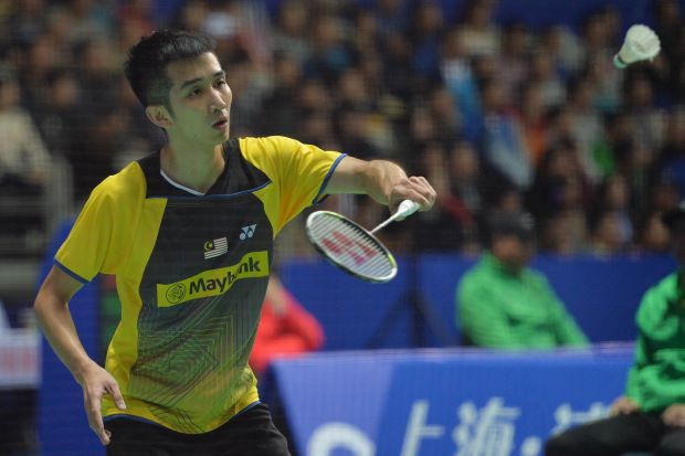 The first time could be a charm for national men's singles shuttler Chong Wei Feng at the Myanmar SEA Games from Dec 9-14 in Naypyitaw.