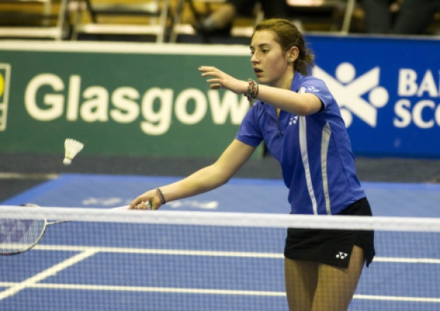 Scotland's Kirsty Gilmour will be in action - enter our competition to win tickets.