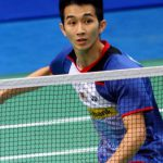 Chong Wei Feng is determined to win the men's singles gold medal at the Myanmar SEA Games.