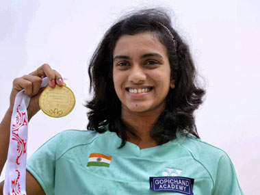 PV Sindhu was the best thing to happen to Indian badminton in 2013.