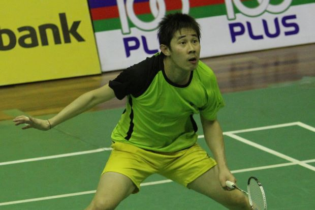 Tan Chun Seang beat defending champion Misbun Ramdan Misbun in three sets in the men's singles semi-final of the National Grand Prix Finals. He takes on Chong Wei Feng for the title on Monday.