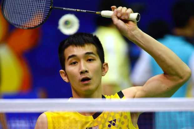 National singles shuttler, Chong Wei Feng said the air-conditioning in the sports hall is affecting the players' game in the on-going National Grand Prix Finals in Putrajaya.