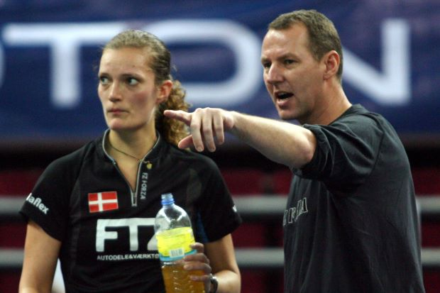 Morten Frost is one of the best badminton coach in the world.