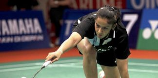 Saina Nehwal has a good chance to climb up once again if she progresses to the semifinals or final of the ongoing India Grand Prix Gold in Lucknow.