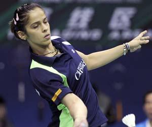 Saina Nehwal has been pretty sluggish at the international stage lately.