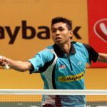 Back-up shuttler, Iskandar Zulkarnain did well in the recently concluded Indonesian Super League to stake his claim in the Malaysian Thomas Cup team.