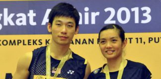 Peng Soon is quietly hoping to make the cut with Pei Jing for this year's World Championships in Copenhagen in August.