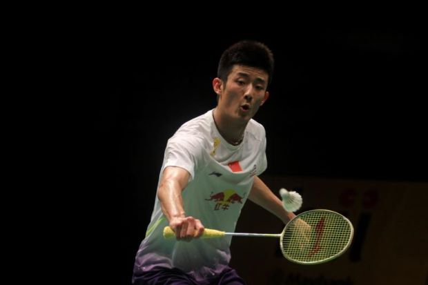 In the absence of Lin Dan, he is expected to be the main threat to world No. 1 Lee Chong Wei in the All England badminton tournament.