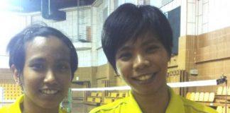 Amelia-Fie Cho from Malaysia