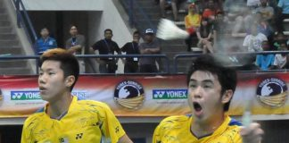 Champions fall to Singapore's Danny-Chayut as Malaysia end up with nothing