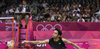 India's P. Kashyap is waiting for Lee Chong Wei in the Indian Open quarter-finals.