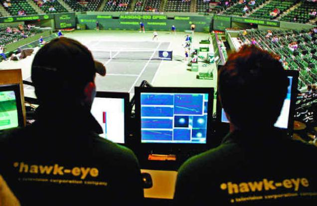 The India Open is the fifth BWF tournament at which instant reviews (using 'Hawk Eye') are available to players