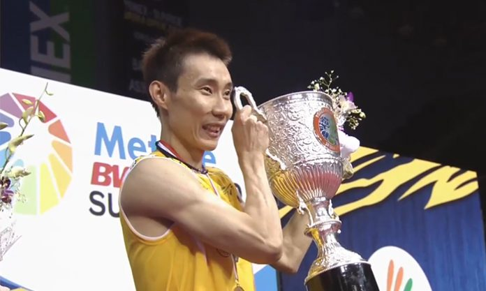 Chong Wei wins his third India Open