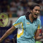 18 years old PV Sindhu is the first female from India to win a bronze medal in World Badminton Championship