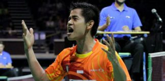 Simon Santoso's performance has been very impressive after turning pro at Jan 2014.
