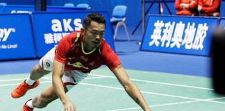 Lin Dan is back!