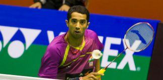 Arvind Bhat loses in semi-finals of New Zealand Open badminton