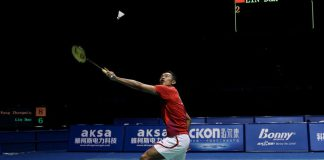 Lin Dan beats Wang Zhengming to reach final
