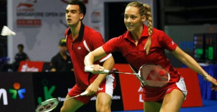 Chris and Gabby Adcock lead England's top players into action at European Badminton Championships