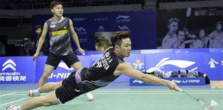 Koo Kean Keat needs to be in shape to play good badminton