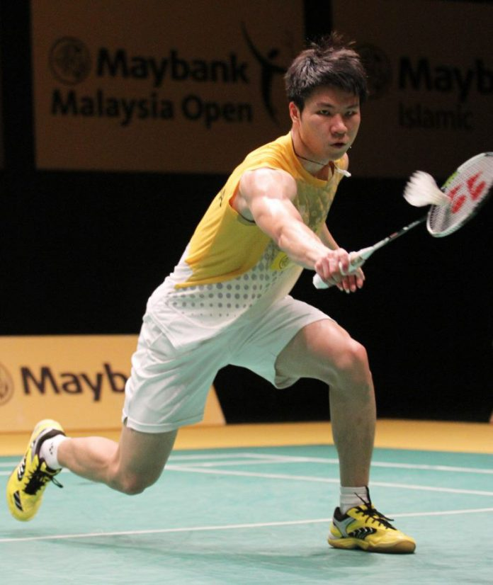 Soon Huat's name would be submitted to BAM for endorsement as the fourth men's singles player in the Thomas Cup team