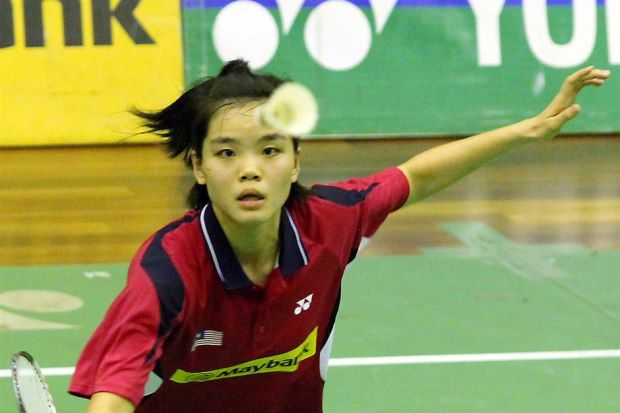 Lim Yin Fun will take on South Korean youngster Kim Hyo-min in the second round of Asian Badminton Championship (ABC)