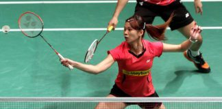 Goh Liu Ying is back in action with Chan Peng Soon