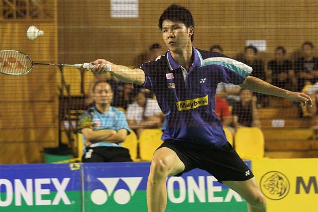 He vows to justify his selection into the Thomas Cup Finals squad.