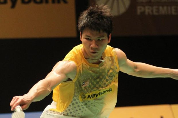 Although Soon Huat is a reserve shuttler on the team, he has promised to be ready to play.