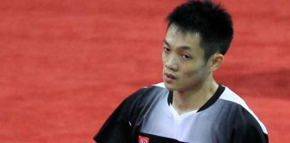 Daren Liew is determined to become an even better badminton player