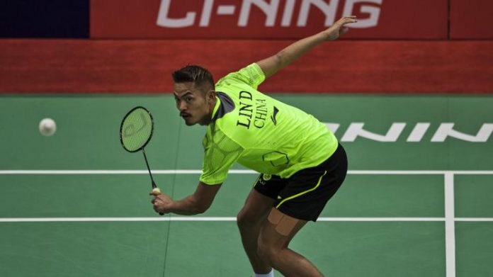 China's Lin Dan's world ranking has plummeted to a point he must first take part in qualifiers for Australian Open.
