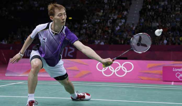 Lee Hyun-il is on of the most exciting badminton player to watch during his prime