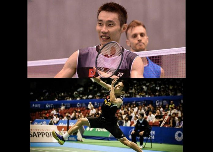 Watch the fantastic battle between Lee Chong Wei and Marc Zwiebler at http://video.badmintonplanet.com/2014-japan-open.html