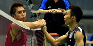 Lee Chong Wei is seeking a fifth Japan Open title