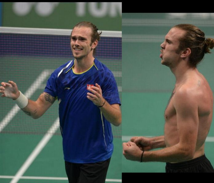 Jan O Jorgensen have discovered the secret formula on how to defeat top Chinese shuttlers by defeating Lin Dan in last week's Japan Open and Chen Long in Indonesia Open