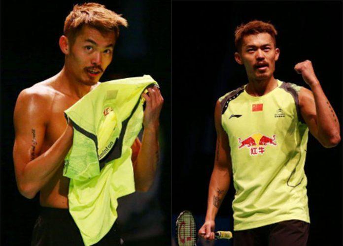 Lin Dan lands Australian Open title