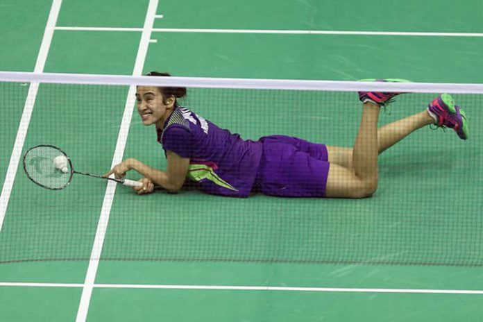 Bellaetrix Manuputty is the most beautiful female player from Indonesia