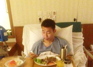 Chong Wei, please relax and take all the time you need to recover. We wish you comfort, care, and healing on your path to wellness.