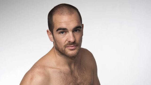 Scott Evans is the top shuttler from Ireland