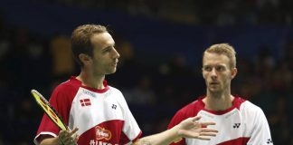 Mathias Boe and Carsten Mogensen are ready for the US Open Championships Final