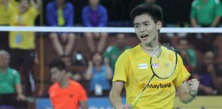 Junior shuttler Cheam June Wei is the future of Malaysian badminton.