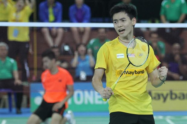 Junior shuttler Cheam June Wei is the future of Malaysian badminton.