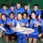 Aussie badminton team advances to quarter final of mixed team event